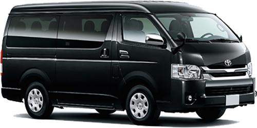 Toyota-Commuter